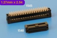 1.27 mm x 2.54 Ref 1540, 1545