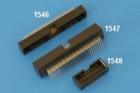 1.27 mm x 2.54 Ref 1546, 1547, 1548