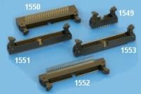 1.27 mm x 2.54 Ref 1549, 1550, 1551, 1552, 1553