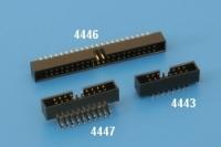 2.00 x 2.00 mm Ref 4443, 4446, 4447