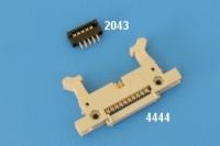 2.00 x 2.00 mm Ref 2043, 4444