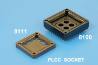 PLCC Socket Ref 8100, 8111