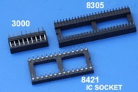 IC Socket Ref 3000, 8305, 8421
