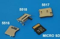 Micro SD 5516, 5517, 5518