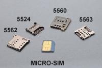 Micro Sim Ref 5562, 5524, 5560, 5563