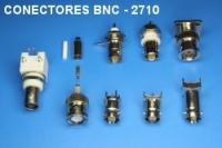 Connectors BNC 2710