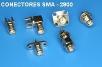 Conectors SMA 2800