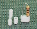 Ceramic parts washers