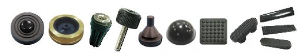 Rubber Foot - Plastic Foot - Eva Foam - CPU Exclude Heat Silicon